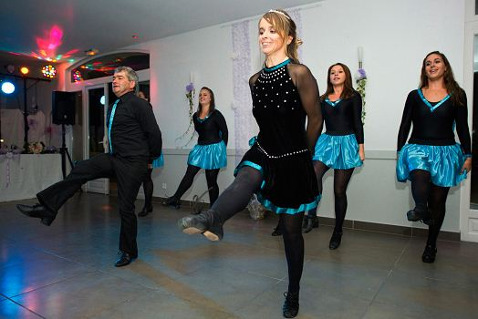 photo maries danse irlandaise